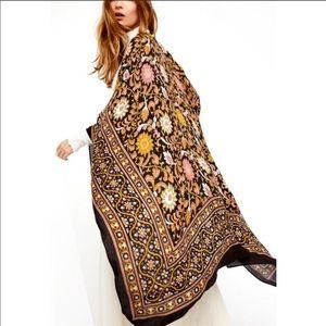 Free People Magic Dance Print Kimono
